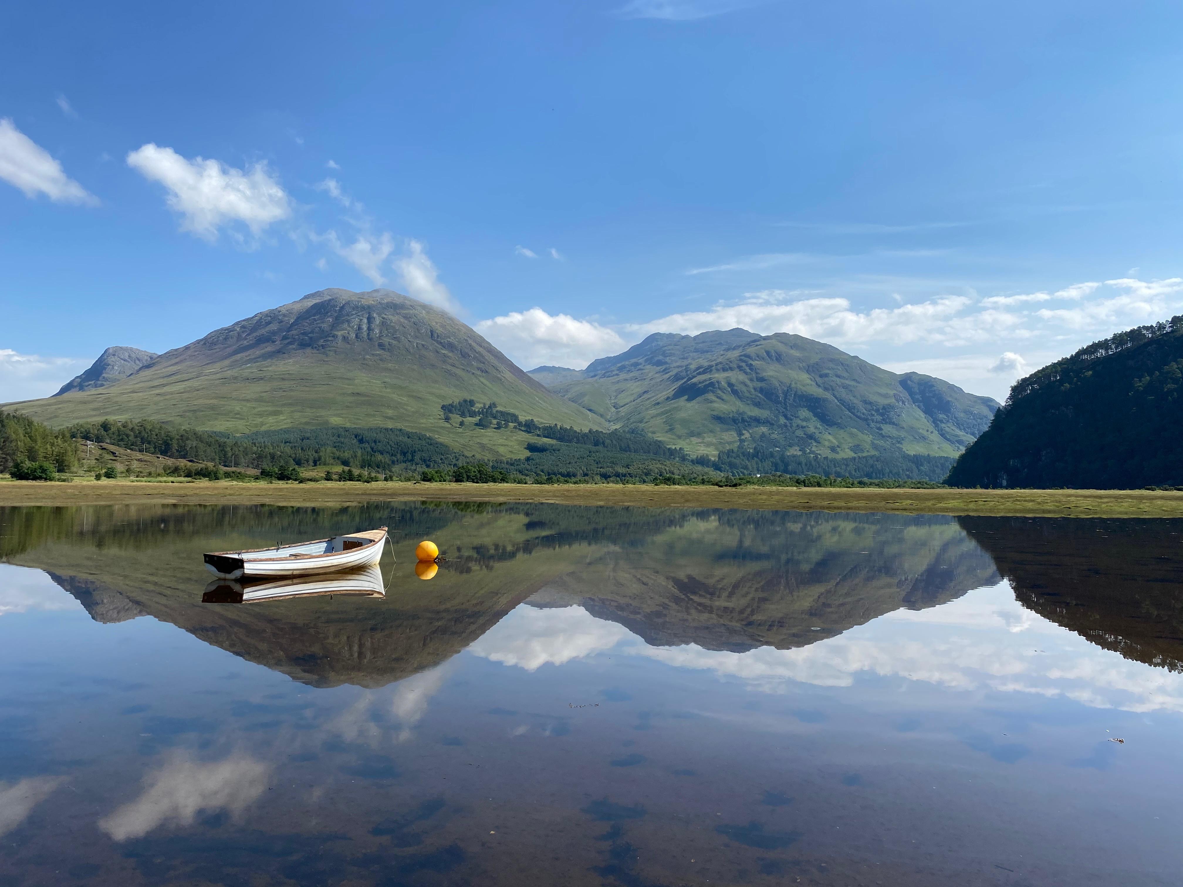 Loch Long, Schottland