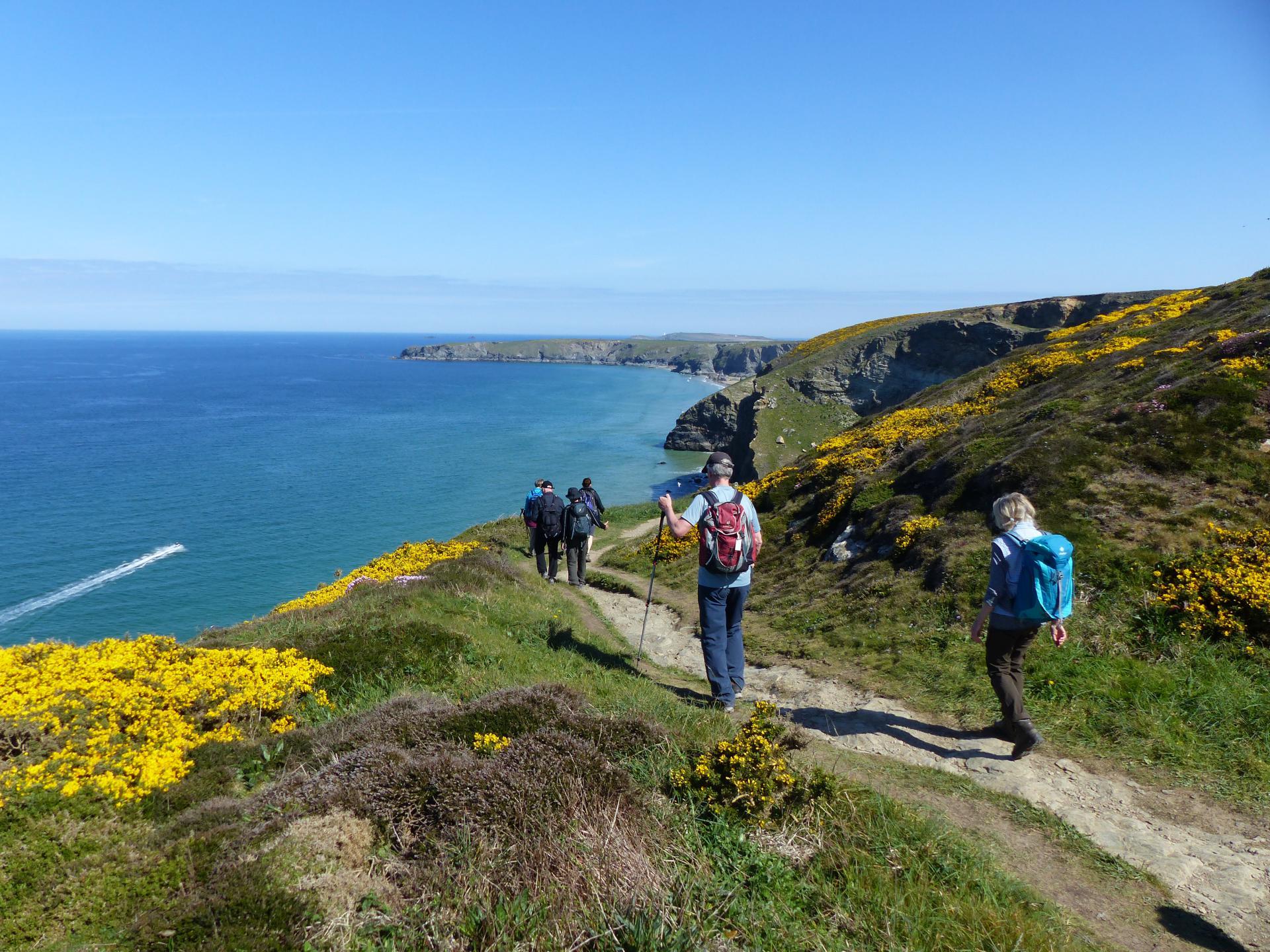 Wanderreise Cornwall