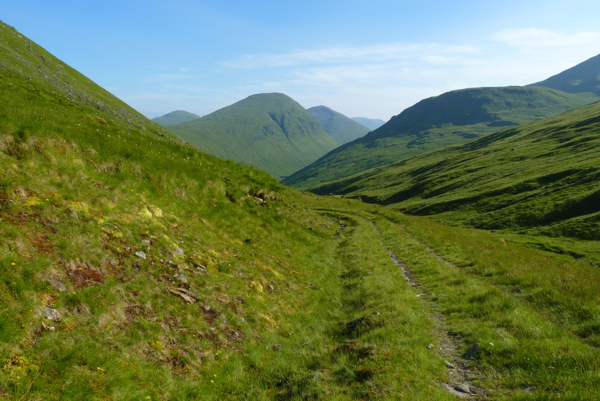 Schottland Central Highlands
