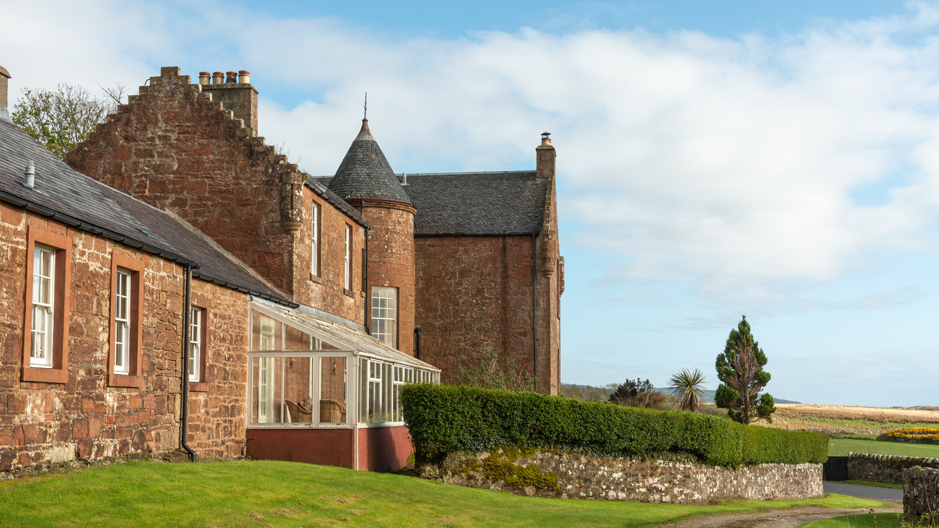 Machrie House, Isle of Arran