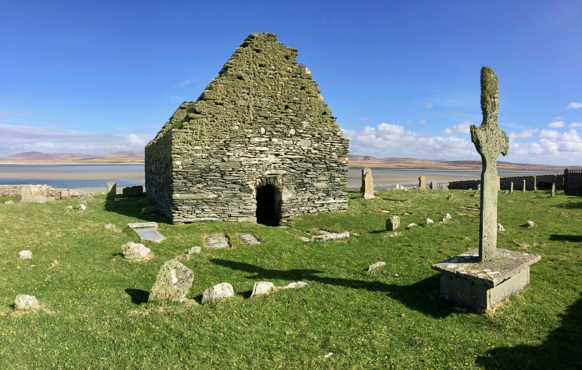 Ardnave Kapelle, Islay