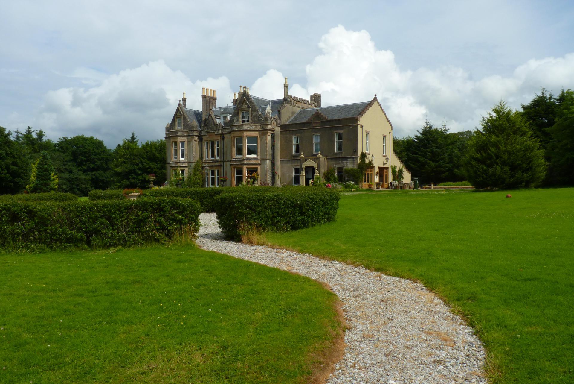 Balinakill Country House, Kintyre