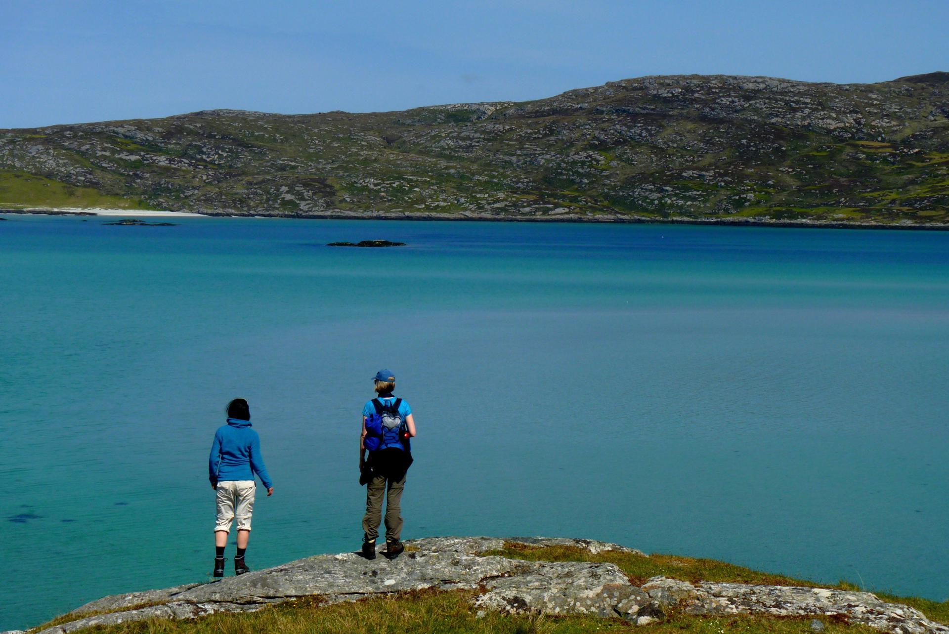 Wanderreise Hebriden - Eriskay