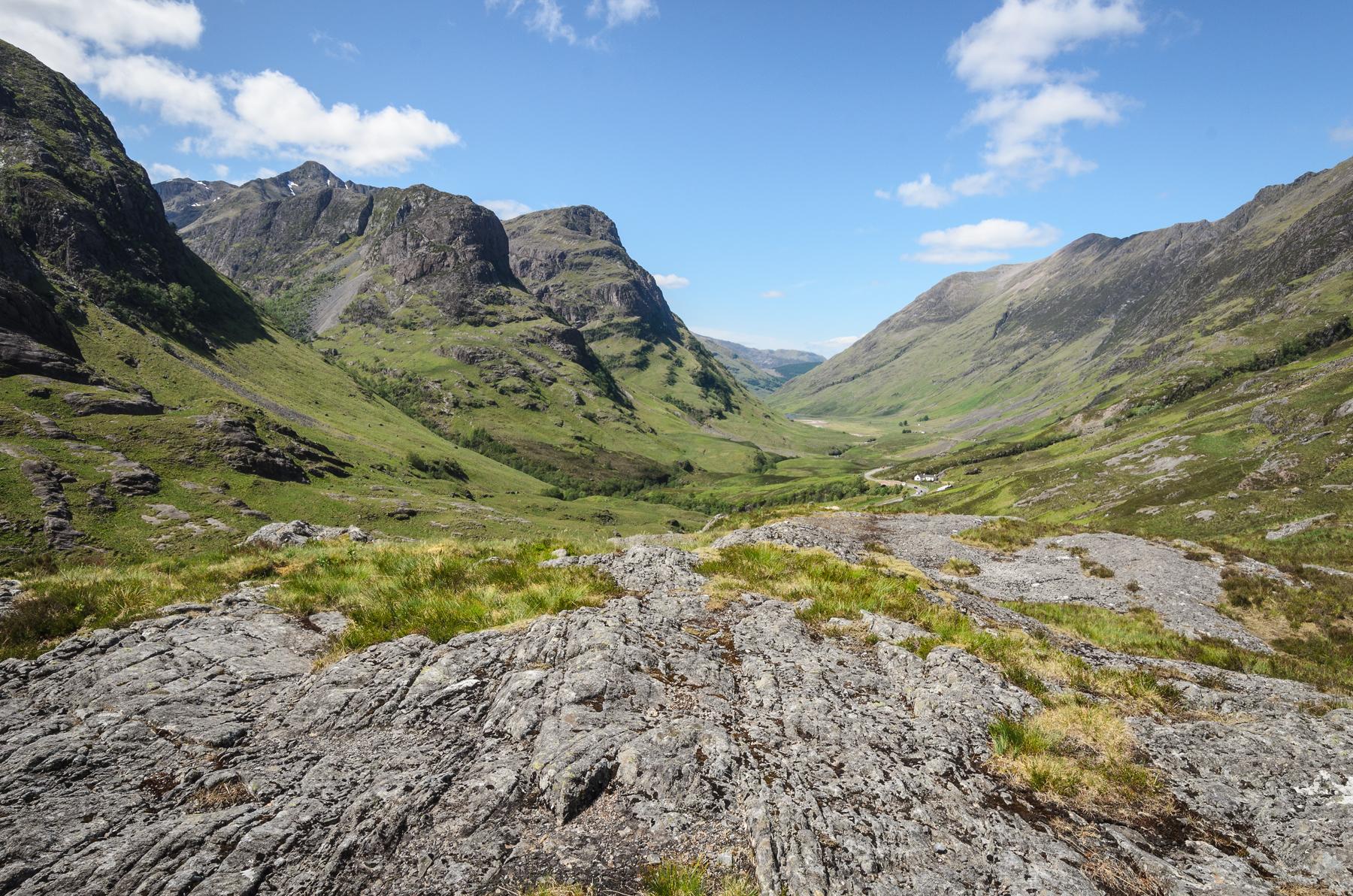 Glencoe Fotoreise Schottland