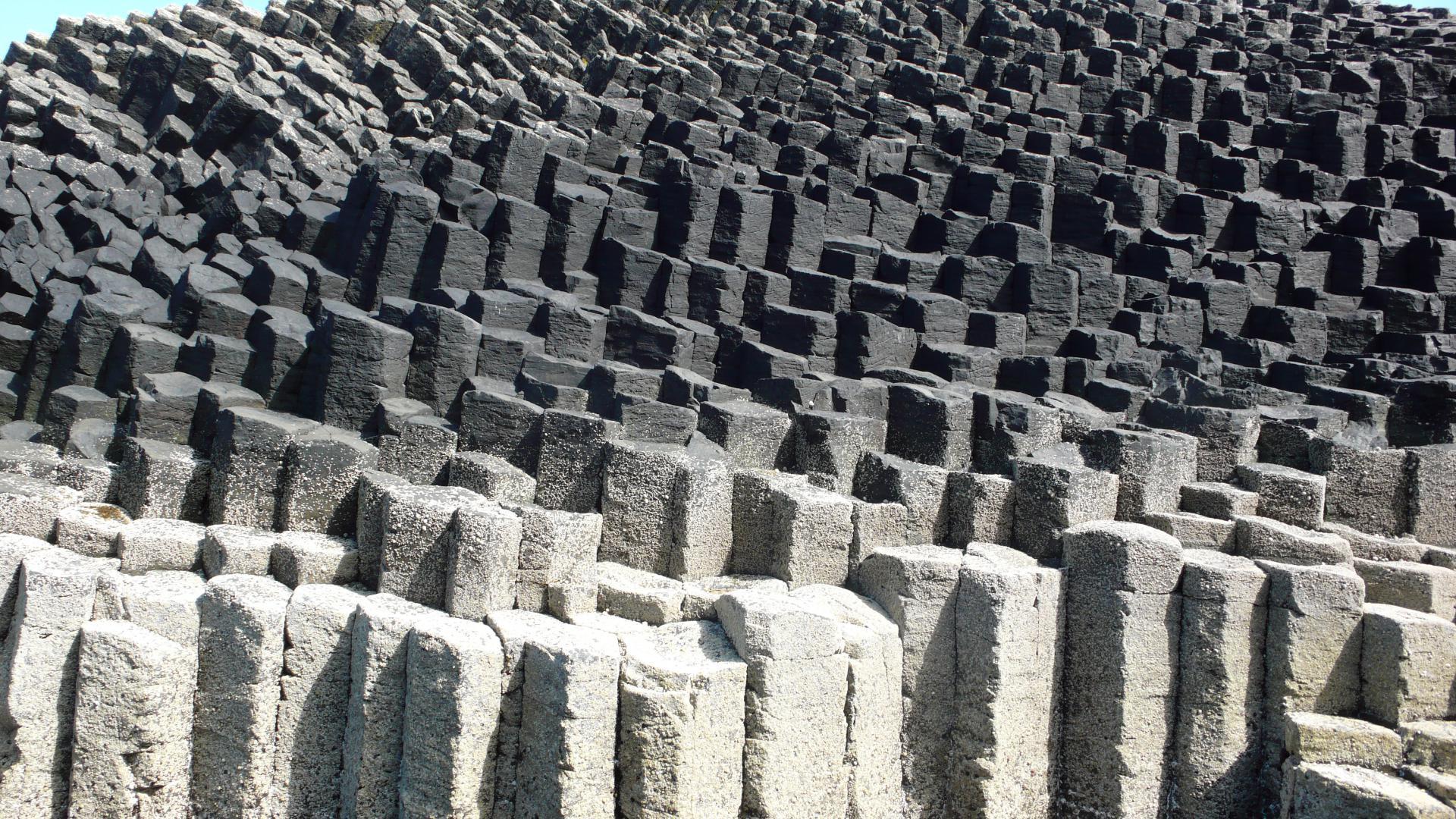 Basaltsäulen Staffa
