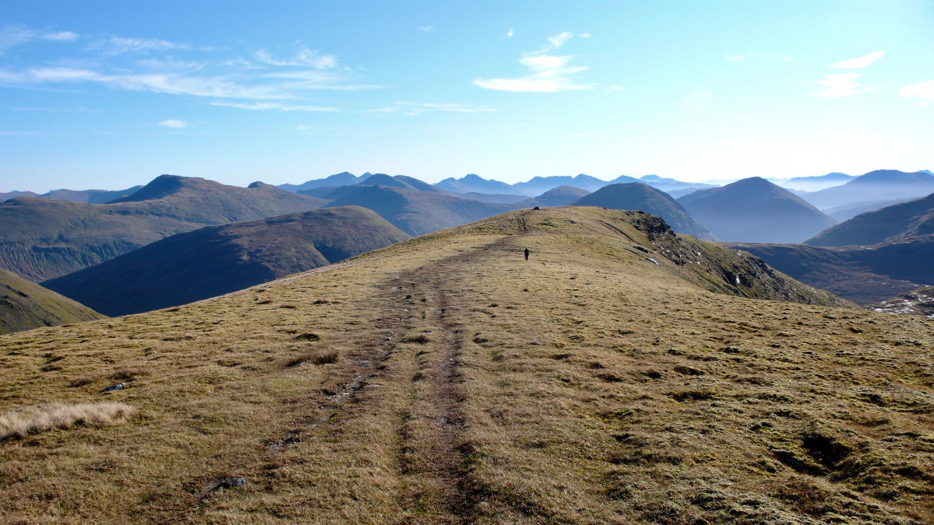 Beinn Achaladair, Central Highlands