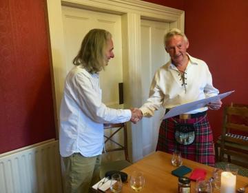 Juni: Südliche Highlands (Bernie's letzte Reise)