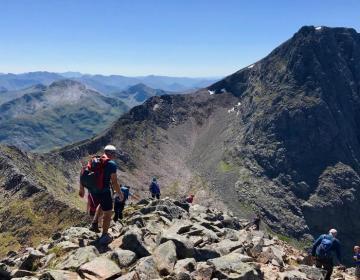 Juni: Lochaber Gipfelwoche