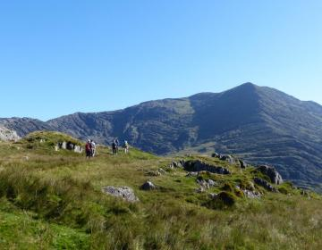 September: Irland