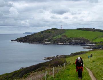 Polridmouth Wanderung