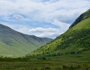 Seitental bei Loch Ba
