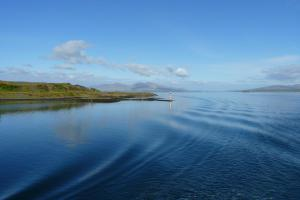 Leaving Mull