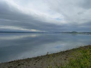 Rosemarkie Küste - Wandern Schottland