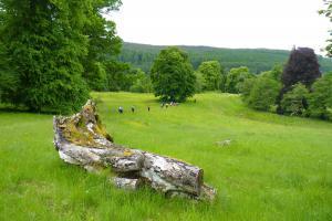 Wandern bei Tomich, Schottland Wanderreise