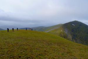 Berge Affric