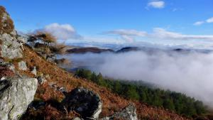 Deuchary Hill Inversion