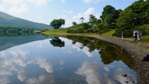 Loch Shiel Spiegelung
