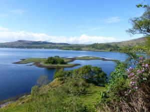 Loch Etive, Argyll Wanderreise