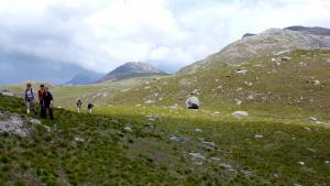 Argyll Bergwanderer