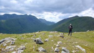 Ben Cruachan Gebirge