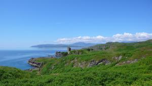 Gylen Castle, Insel Kerrera