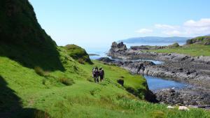 Wanderung auf der Insel Kerrera