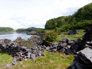 Lismore, Argyll Wanderreise