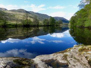 Glen Orchy, Argyll Wanderwoche