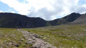 Aufstieg Cairngorms