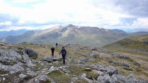 Cairngorms Gipfelwoche