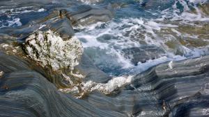 Felsen bei Torcross