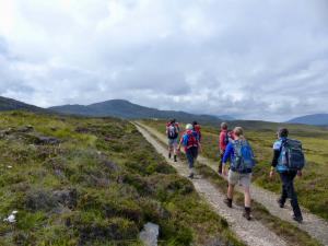 Moor Wanderung Durness