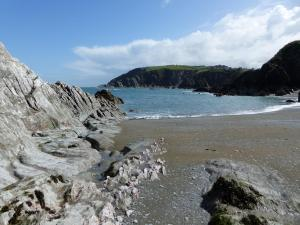 Lee Bay, Devon