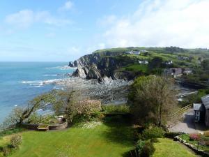 Nord Devon Küste