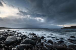Silbriger Glanz, Big Sand, Gairloch