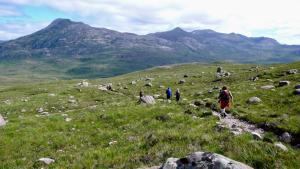 Wandern in Torridon