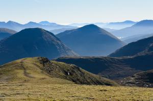 Beinn Achaladair, Fotoreise Schottland