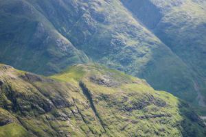 Buachaille Etive Beag Ausschnitt, Fotoreise Schottland