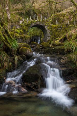 Die Feenbrücke in Glencreran