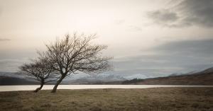 Sturmgeprüft, Rannoch Moor