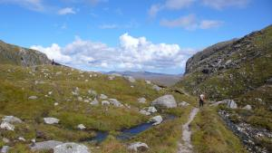 North Harris path