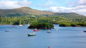 Glengarriff Bay, Irland