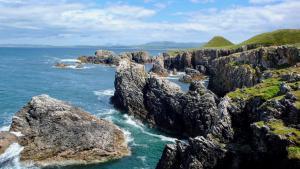 Islay Steilküste