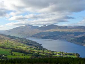 Loch Tay Blick