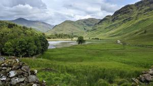 Blick zu Glen Clachaig und Glen Cannel, Mull Fotoreise