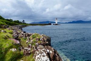Rubha Nan Gall Leuchtturm