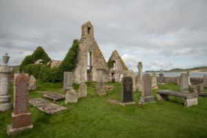Friedhof von Balnakeil, Durness Fotoreise