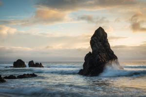 Morgenstimmung bei Sango Bay, Durness Fotoreise