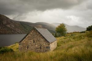 Vor dem Schauer, Loch Stack