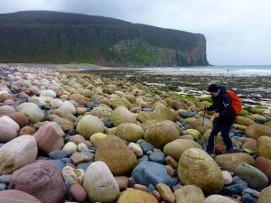 Orkney Wanderreise - Rackwick Bay